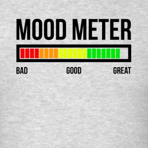 MOOD METER GREAT MOOD Sportswear - Men's T-Shirt