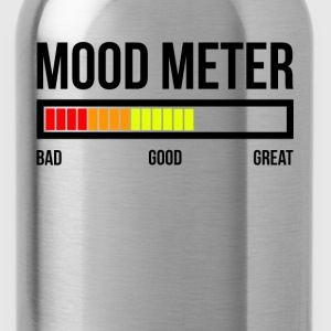MOOD METER GOOD MOOD T-Shirts - Water Bottle