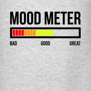 MOOD METER GOOD MOOD Hoodies - Men's T-Shirt
