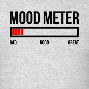 MOOD METER BAD MOOD Sportswear - Men's T-Shirt