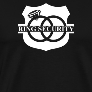 ring security - Men's Premium T-Shirt