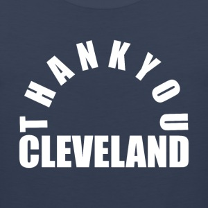 Thank You Cleveland - Men's Premium Tank