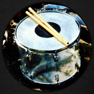 Snare Drum Caps - Men's T-Shirt