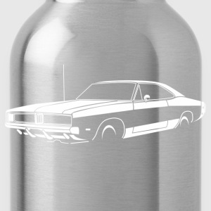1969 Dodge Charger T-Shirts - Water Bottle