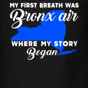 Bronx Shirt - Men's T-Shirt