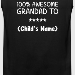 Awesome Grandad - Men's Premium Tank