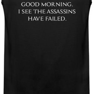 good morning - Men's Premium Tank