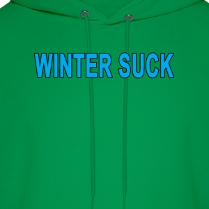winter_suck_ - Men's Hoodie