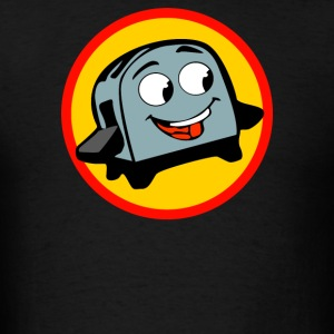 The Brave Little Toaster To The Rescue - Men's T-Shirt