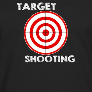 target shooting - Men's Premium Long Sleeve T-Shirt