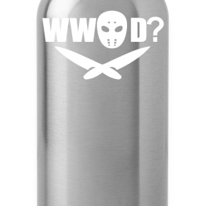 What would Jason Do - Water Bottle
