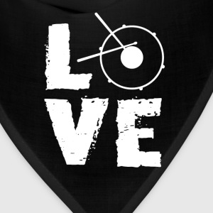 Drummer - Love drum awesome t-shirt for drummer - Bandana