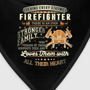 Firefighter - Firefighter family awesome t-shirt - Bandana