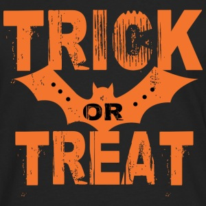 TRICK OR TREAT T-Shirts - Men's Premium Long Sleeve T-Shirt