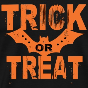 TRICK OR TREAT Sweatshirts - Men's Premium T-Shirt