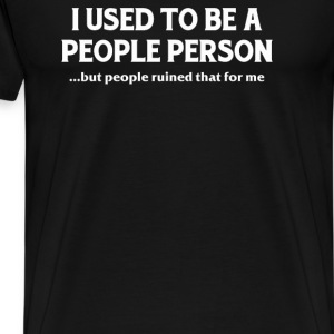 PEOPLE PERSON - Men's Premium T-Shirt