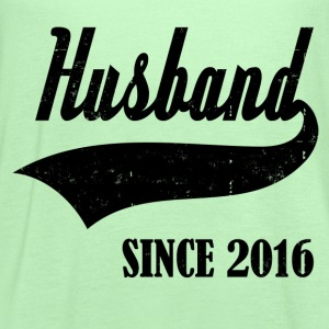 husband23.png T-Shirts - Women's Flowy Tank Top by Bella