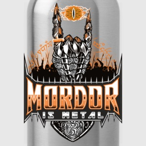 Lord of the ring - Mordor is metal t-shirt for f - Water Bottle