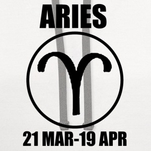 ARIES23.png T-Shirts - Contrast Hoodie