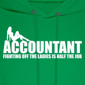 Accountant - Men's Hoodie