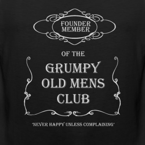 Grumpy Old Man Club - Men's Premium Tank