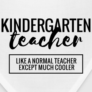 Cool Kindergarten Teacher T-Shirts - Bandana