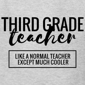 Cool 3rd Grade Teacher T-Shirts - Kids' T-Shirt