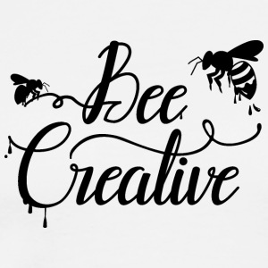 Bee Creative Tanks - Men's Premium T-Shirt