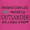 forecast - Outlander T-Shirts - Women's Flowy T-Shirt