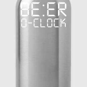 CLOCK DRINK - Water Bottle