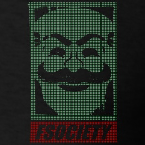 fsociety dot - Men's T-Shirt