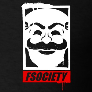fsociety - Men's T-Shirt