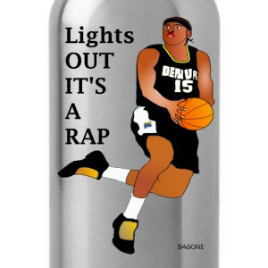 Its A Rap T-Shirts - Water Bottle