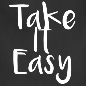 Take It Easy - Adjustable Apron