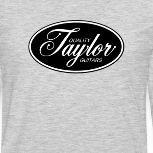 Taylor oval - Men's Premium Long Sleeve T-Shirt