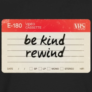 Be kind rewind - Men's Premium Long Sleeve T-Shirt