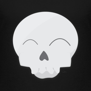 Happy Skull Kids' Shirts - Toddler Premium T-Shirt