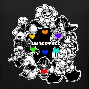 Undertale  - Men's Premium Tank