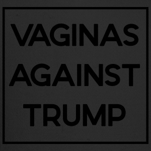 Vaginas Against Trump: Women's Organic crew neck - Trucker Cap