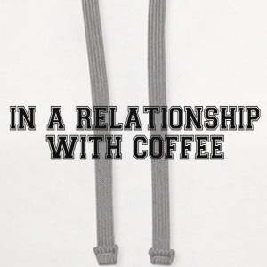 RELATIONSHIP WITH COFFEE Mugs & Drinkware - Contrast Hoodie