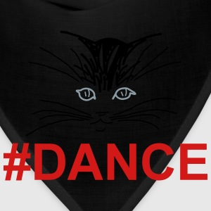 #DANCE T-Shirts - Bandana