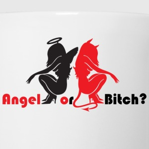 Angel or Bitch - Coffee/Tea Mug