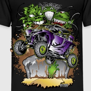 UTV Grave Ghoules Kids' Shirts - Toddler Premium T-Shirt