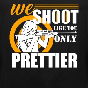 Sports Shooter We Shoot Like You - Men's Premium Tank