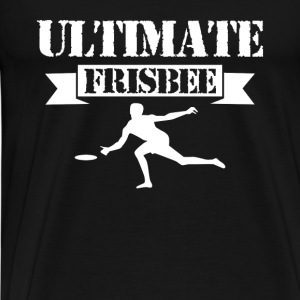 Ultimate Frisbee Shirts - Men's Premium T-Shirt