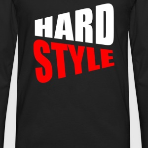 hard style - Men's Premium Long Sleeve T-Shirt