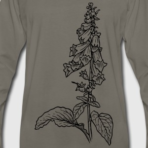 Foxglove 2 - Men's Premium Long Sleeve T-Shirt