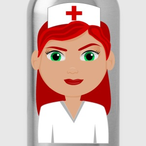 Nurse Avatar - Water Bottle