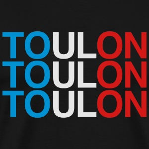 TOULON - Men's Premium T-Shirt