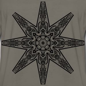 Abstract design 196 - Men's Premium Long Sleeve T-Shirt